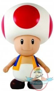 Super Mario Brothers 9 Inch Action Figure Toad Man Of Action Figures