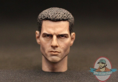 12 Inch 1 6 Scale Head Sculpt By Headplay Man Of Action
