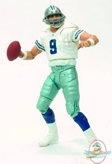 Football Players Toys For Toddlers : Nfl playmakers series tony romo action figure man of