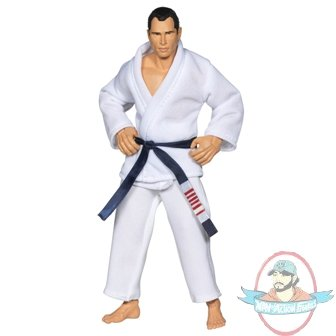 Mma Jakks Royce Gracie Series 0 Figure Ufc Deluxe New