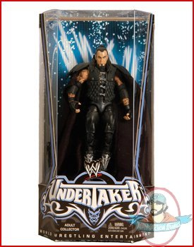 WWE Mattel SDCC The Undertaker Wrestlemania | Man of ...