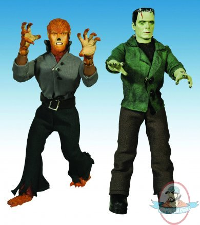 Universal Monsters Series 1 Frankenstein Amp The Wolfman