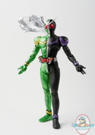 e8666db08c4 A highly posable action figure of the new Kamen Rider Double