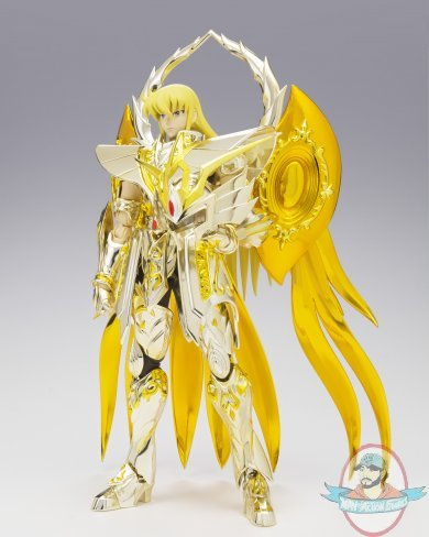 From The Saint Seiya Soul Of Gold