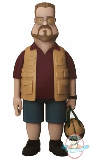 Walter The Big Lebowski Vinyl Idolz By Funko Man Of