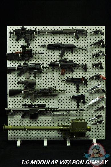 X Toys 1/6 Modular Weapon Rack | Man of Action Figures