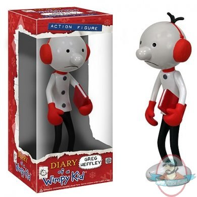 Diary Of A Wimpy Kid Holiday Action Figure Man Of Action