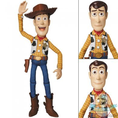 Disney Toy Story Ultimate Woody Action Figure by Medicom | Man of ...