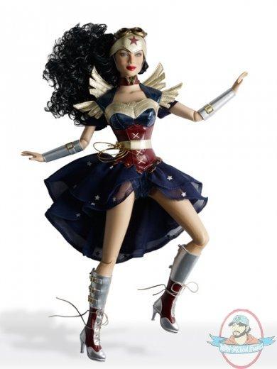 Tonner Dc Comics Wonder Woman Steampunk 1 16 Quot Doll By