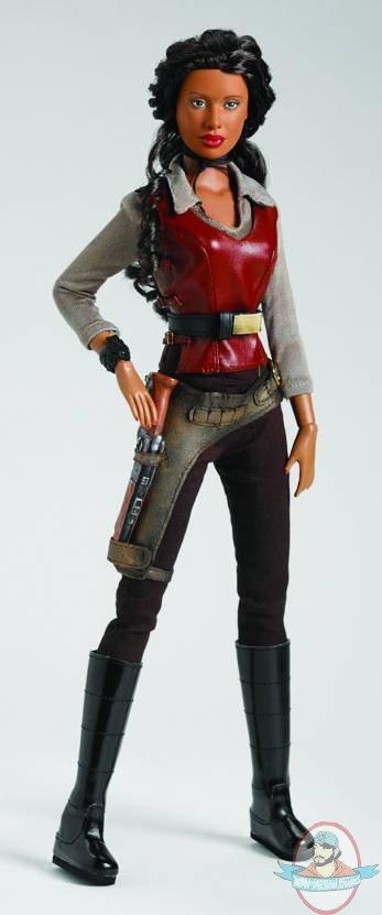Firefly Zoe Washburne Doll By Tonner Man Of Action Figures