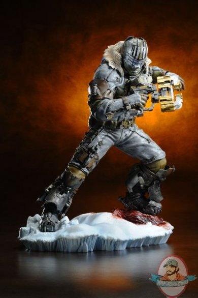 Dead Space Isaac Clarke 1 6 Scale Artfx Statue By