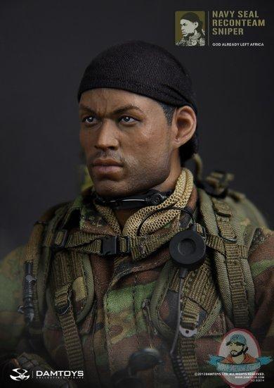 1 6 Scale Navy Seal Reconteam Sniper Dam Toys 93014 Man