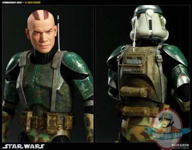 Commander Gree Militaries Of Star Wars 12 Inch Figure