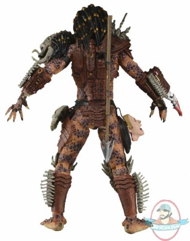 Predators Action Figure Bad Blood Predator Neca | Man of