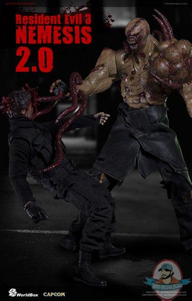 1 6 Scale Resident Evil 3 Nemesis 2 0 Limited Wb Nemesis2 0