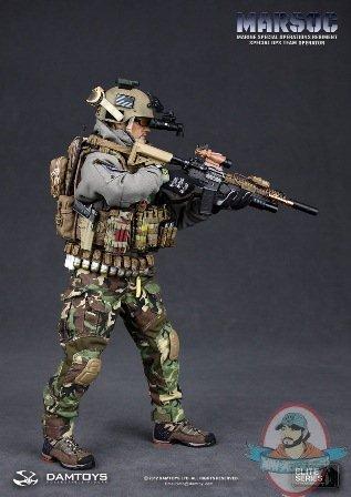 Dam Elite Series 78007 Marsoc Special Ops Team Operator