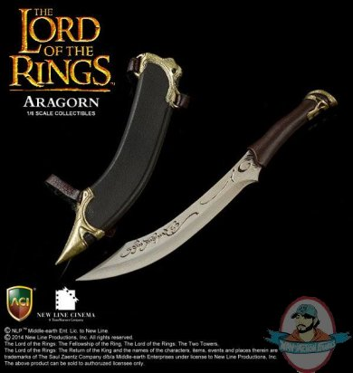 1 6 Lord Of The Rings Aragorn Am002 Regular Version Aci