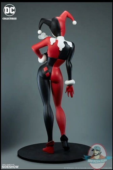 Dc Harley Quinn Life Size Figureby Dc Collectibles Man Of Action Figures