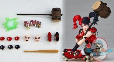 Dc Amazing Yamaguchi No 15 Harley Quinn Figure Kaiyodo | Man