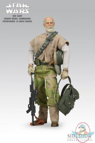 Antonio Brown Helmet >> 1/6 Nik Sant - Endor Rebel Commando Pathfinder Star Wars