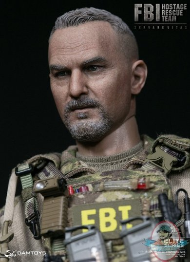 Dam 1 6 Elite Series Fbi Hrt Agent Hostage Rescue Team Dam