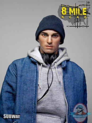 Subway Custom Eminem 1 6 Scale Detroit 8 Mile Road Action