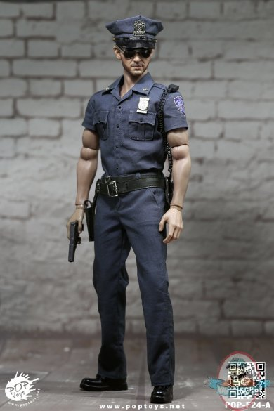1 6 Sixth Scale New York Police Policeman Pop Toys Pop
