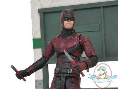 Daredevil Marvel Select Action Figure Diamond DAREDEVIL Netflix TV Series
