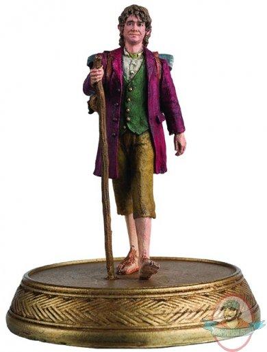 Hobbit Movie Figurine Magazine 3 Bilbo Baggins Eaglemoss