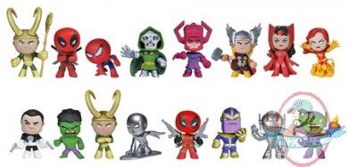 Marvel Mystery Minis Mini Figure Blind Box Funko Man Of