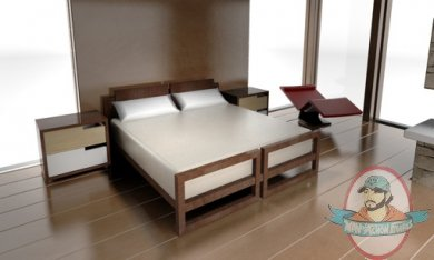 Clic Contemporary Doll House Furniture Set By Brinca Dada