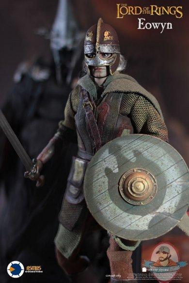 1 6 Scale Figure Lord Of The Rings Eowyn Asmus Toys Man