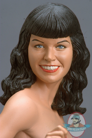 bettie page 1 4 scale statue man of action figures
