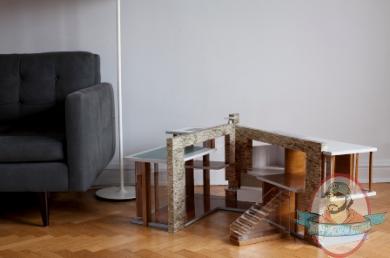 The Emerson House Doll House By Brinca Dada Man Of