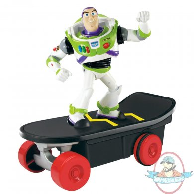 Toy Story Skateboard Rescue Buzz Lightyear By Mattel