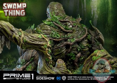 Dc Comics Swamp Thing Statue Prime 1 Studio 9031741 | Man of