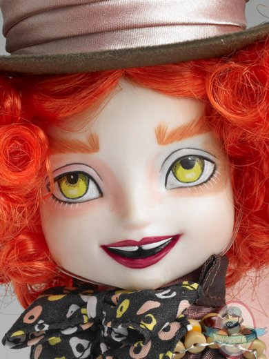 Alice In Wonderland 8 Quot Tarrant The Mad Hatter Doll By