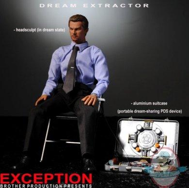 Custom 1 6 Leonardo Dicaprio Figure Dream Extractor Cobb