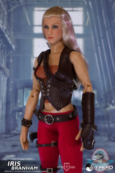 Iris Branham 1 6 Scale 12 Inch Figure By Triad Toys Man Of Action Figures