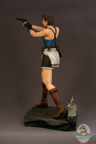 1 6 Scale Resident Evil Jill Valentine Statue Hollywood