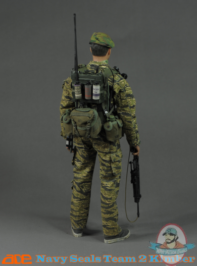 1 6 Scale Navy Seals Team 2 Quot Kimber Quot Action Figure Ace