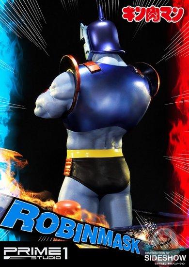 kinnikuman robin mask statue prime 1 studio man of