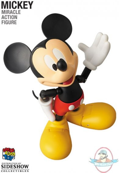 Disney Mickey Mouse Miracle Action Figure Collectible