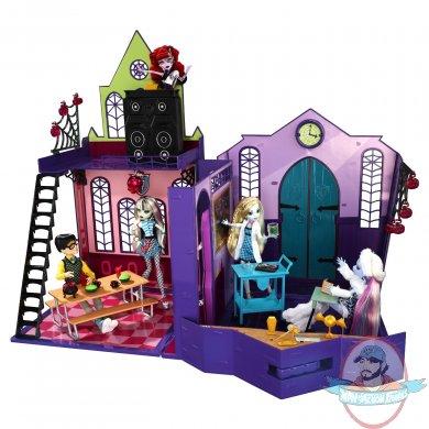 Monster High High School Dollhouse By Mattel Man Of