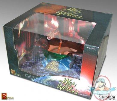 War Of The Worlds Martian War Machine Pre Built Model Kit