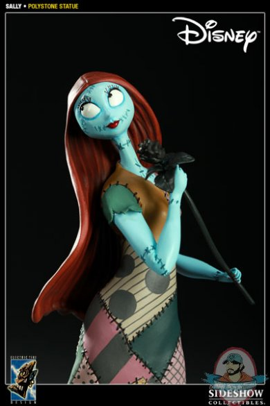 Sally The Nightmare Before Christmas Polystone Statue Electric ...