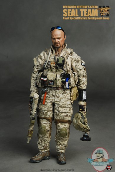 Soldier Story Operation Neptune S Spear Seal Team Vi Man