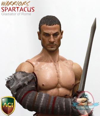 Antonio Brown Helmet >> 1/6 Warriors Series: Gladiator of Rome 2 Spartacus | Man