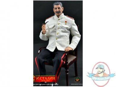 1 6 Scale 12 Inch Joseph Stalin Figure By King S Toys