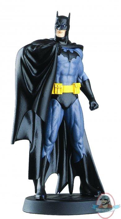 Batman Eaglemoss Lead Figurine And Magazine 1 Dc Comic